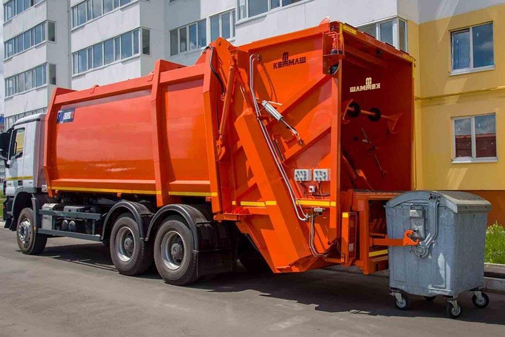 Договор на вывоз мусора (ТБО)