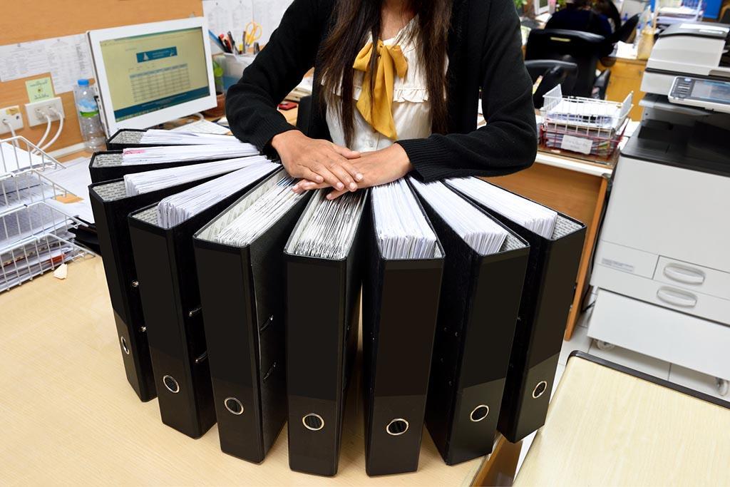 Документы, необходимые для составления отчета