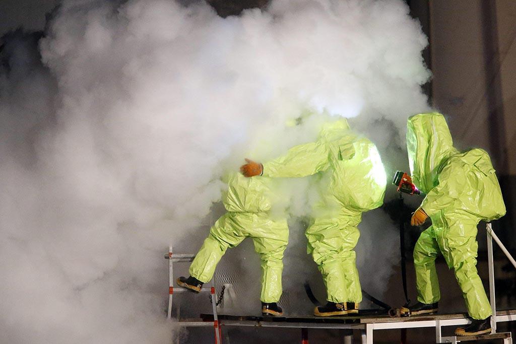 Химические и физические характеристики, класс токсической опасности