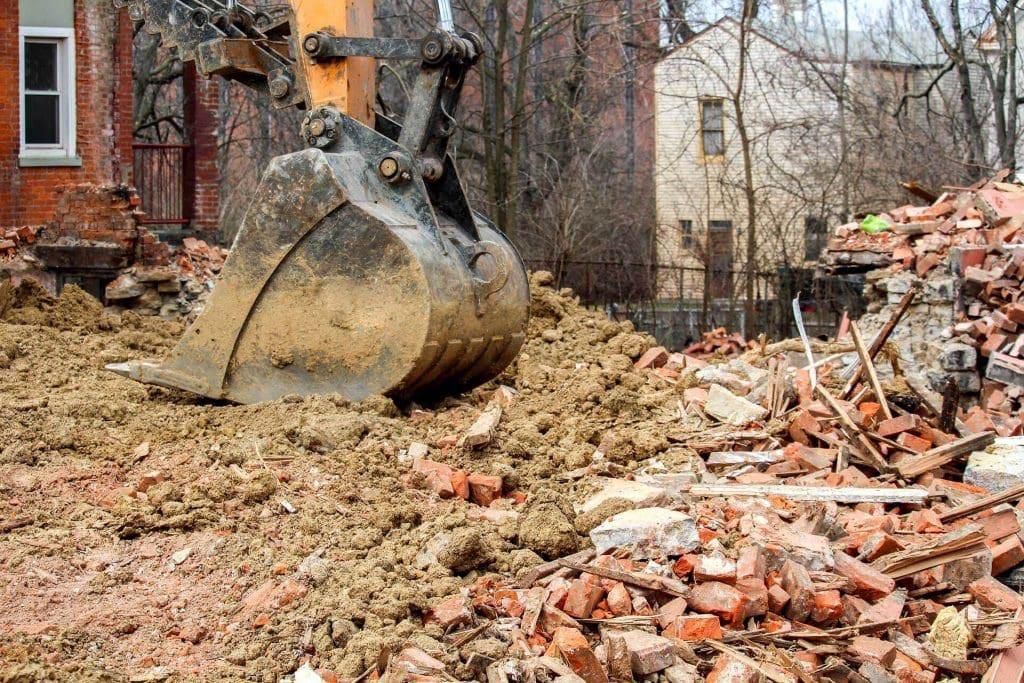 Источники образования строительных отходов