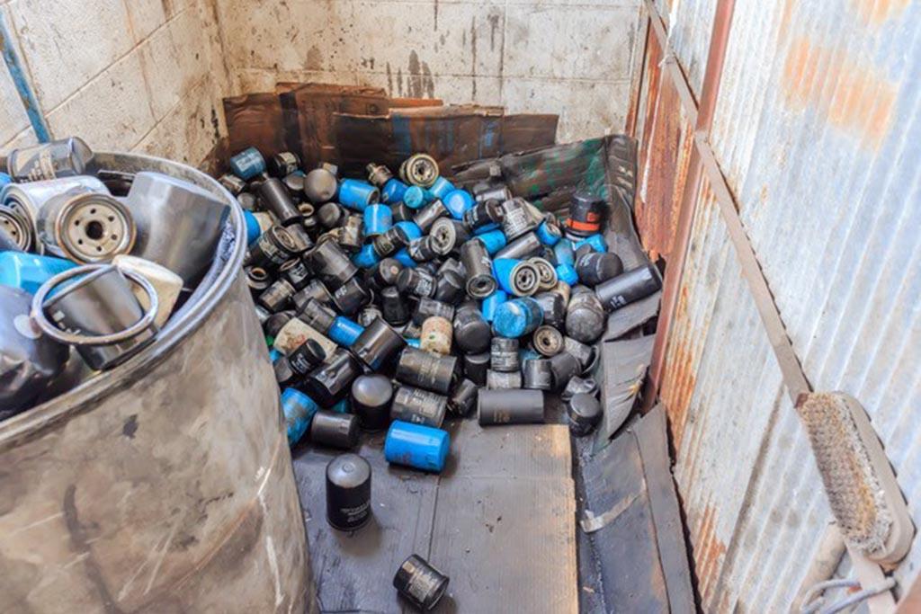 Класс опасности фильтров как отходов по ФККО