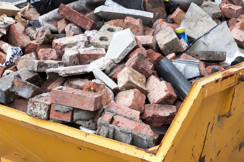 Контроль и график своевременного вывоза строительных отходов