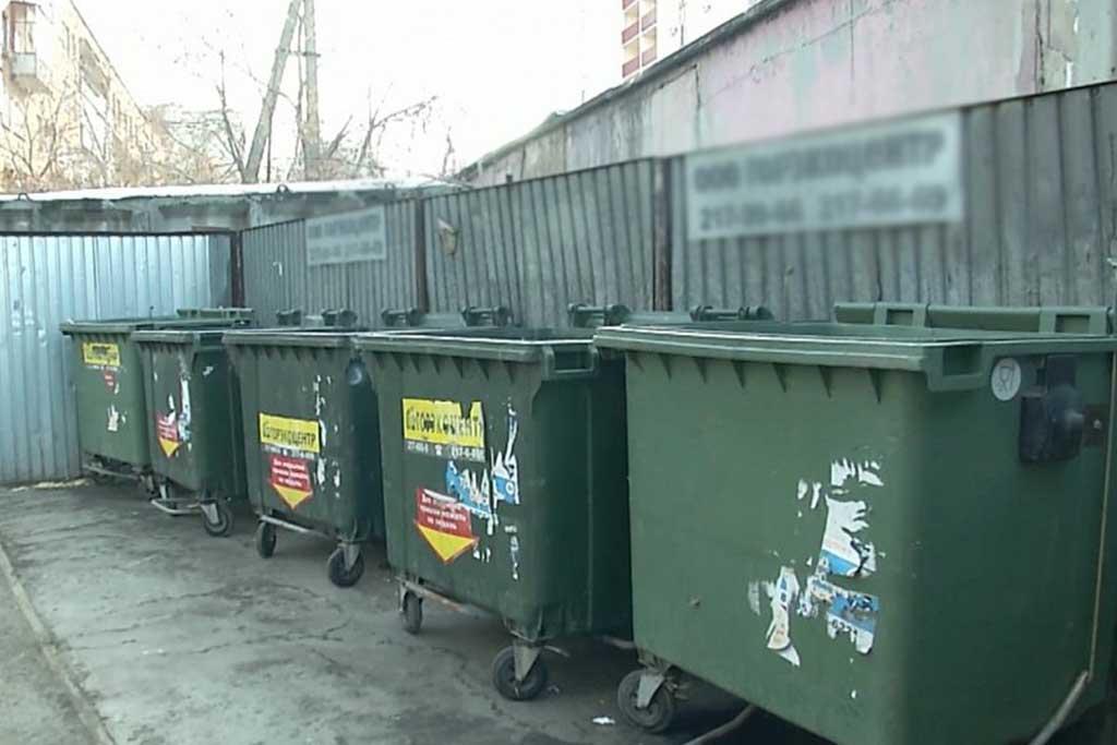 Максимальное количество контейнеров