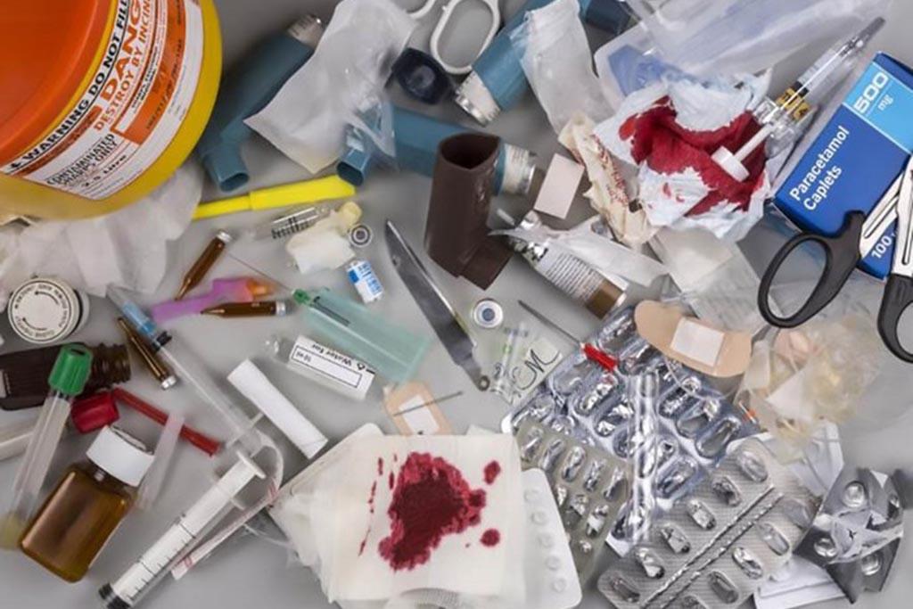 Медицинские отходы: понятие, характеристика, виды