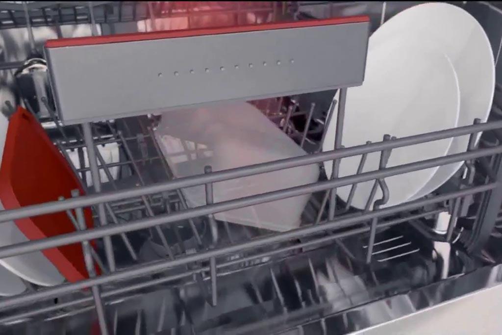 Мытье в посудомоечной машине