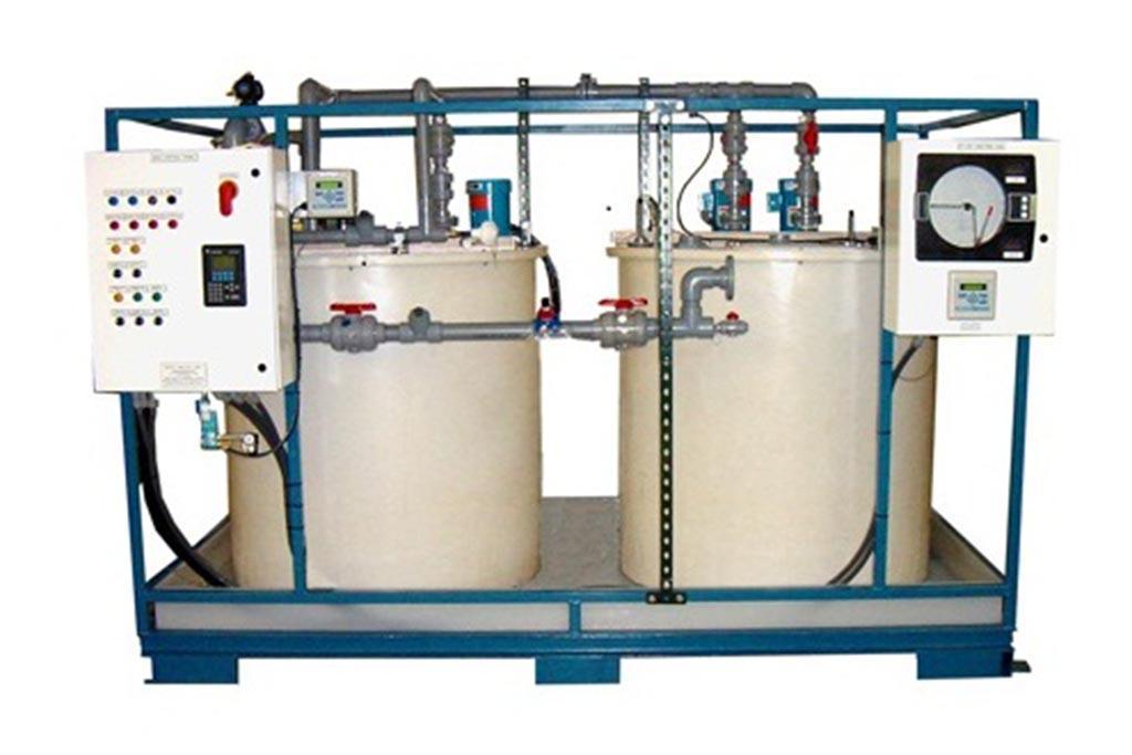 Нейтрализация серной кислоты