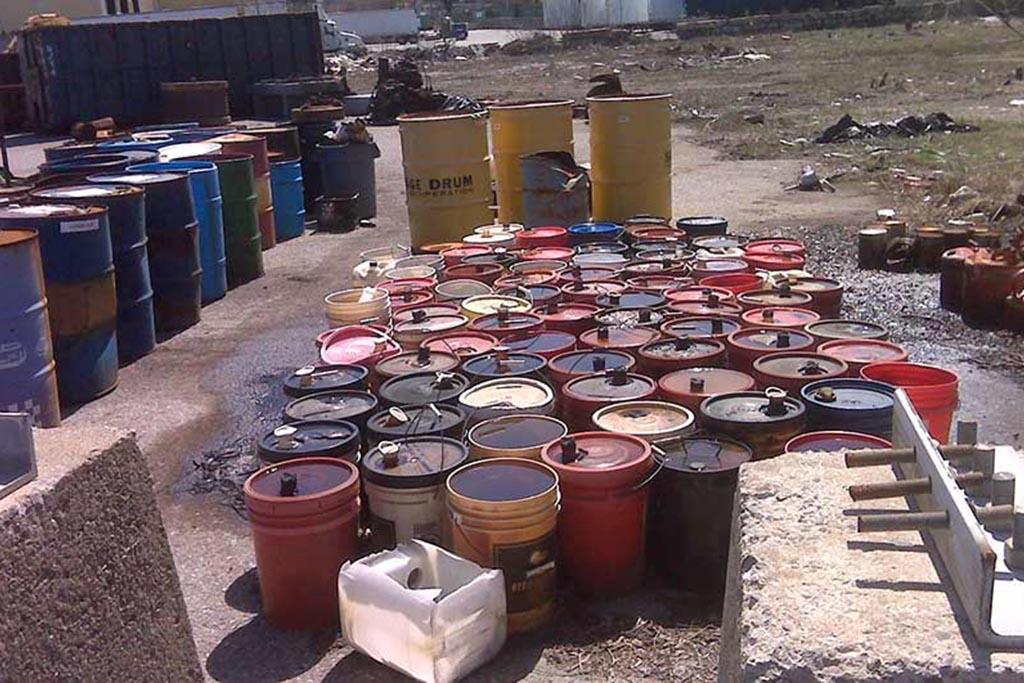 Нормативное регулирование утилизации химических отходов