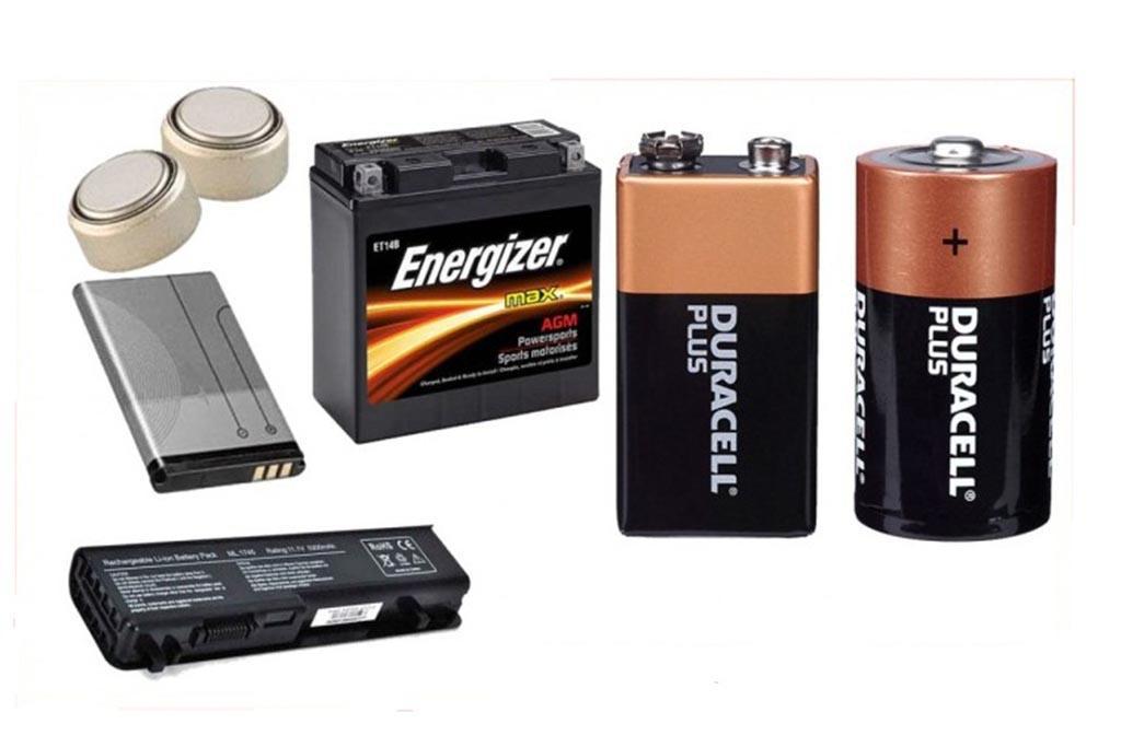 Одноразовые и перезаряжаемые устройства аккумулятора