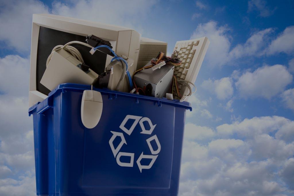 Основные виды отходов