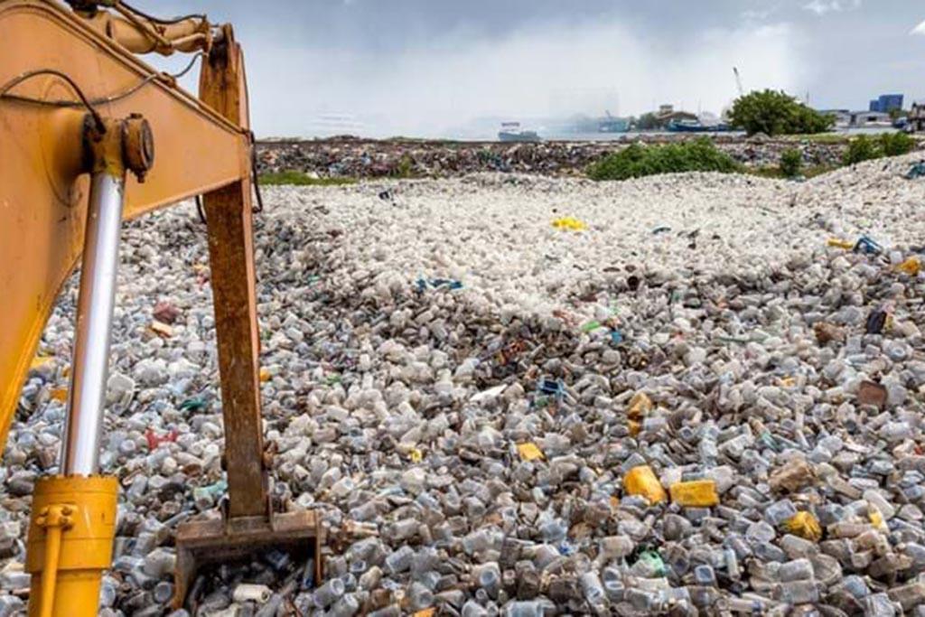 Отходы из пластика