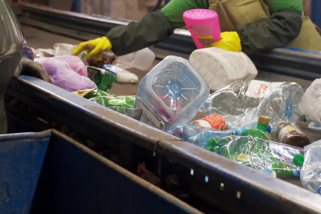 Поэтапная обработка пластика