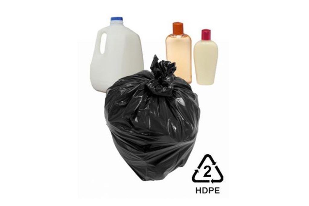 Покупать пластик только пригодный для переработки
