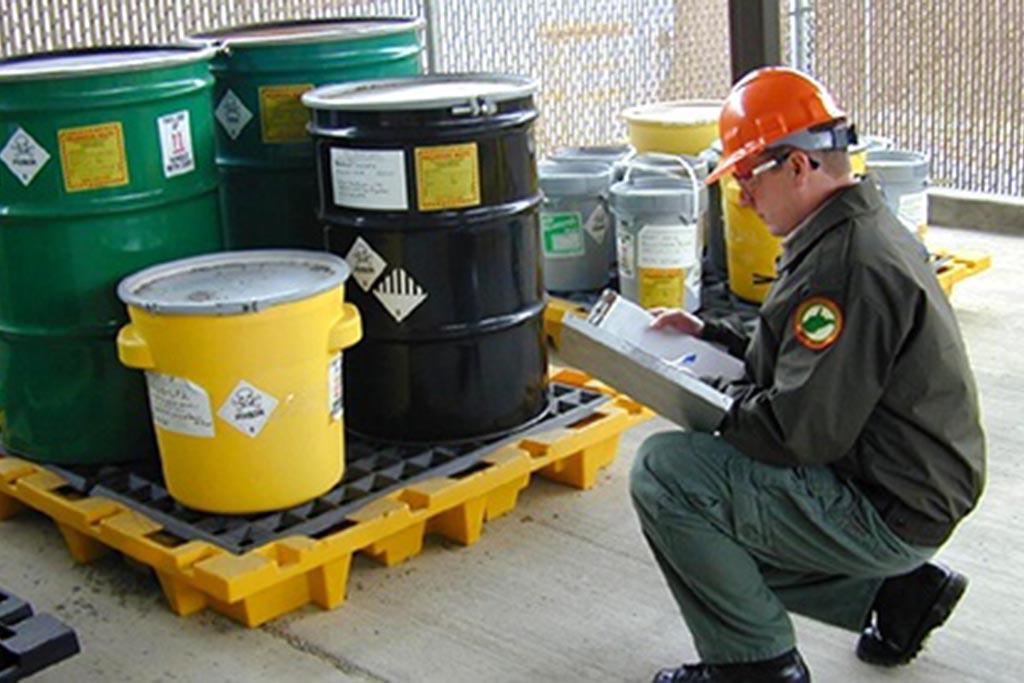 Порядок сдачи на утилизацию и перевозку отходов