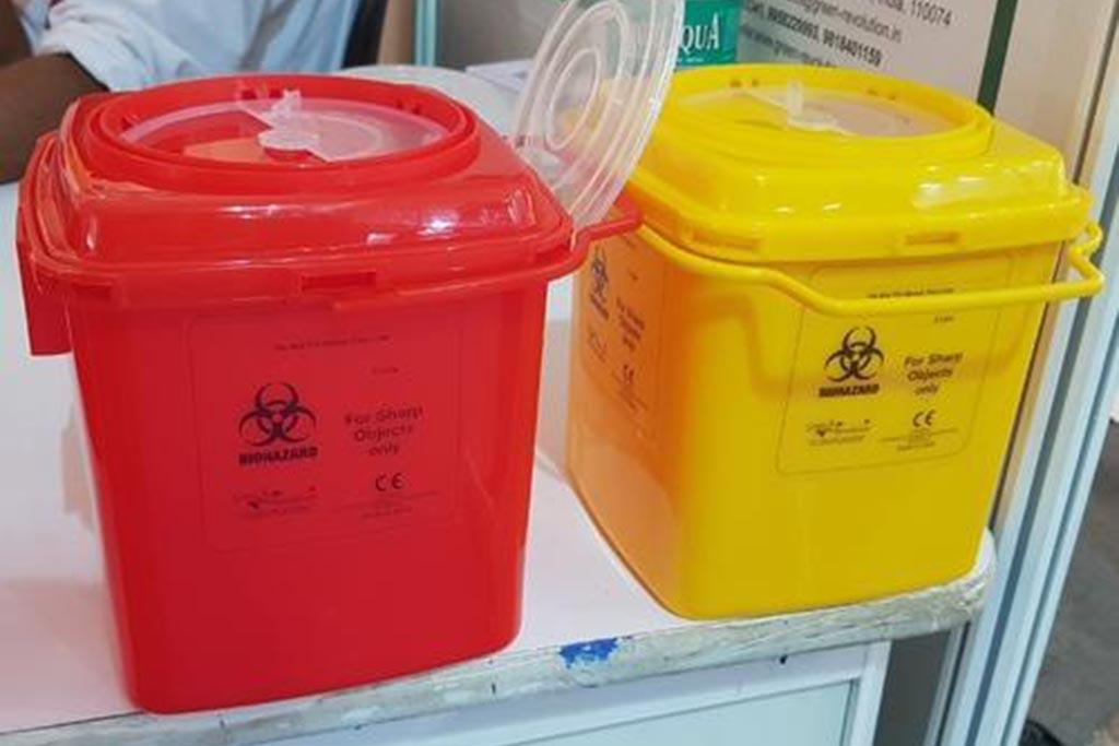 Правила сбора, хранения и удаления отходов лечебно-профилактических учреждений