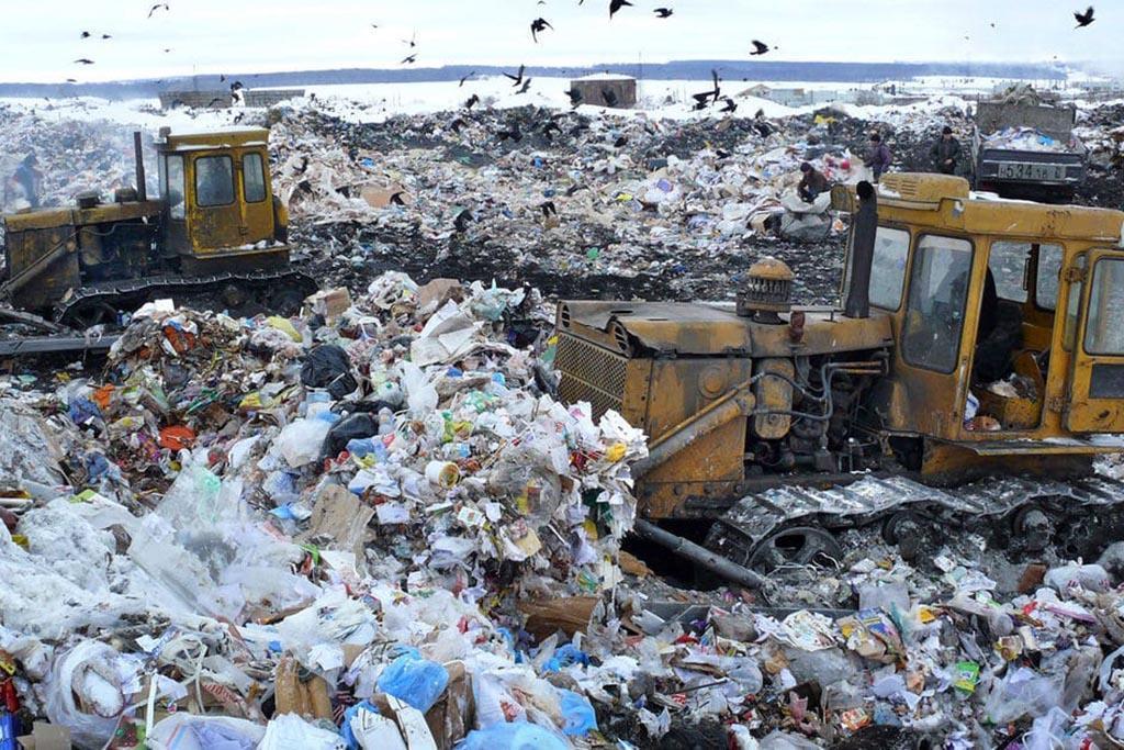 Программа по утилизации пластика в РФ