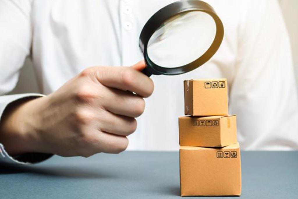 Проведение полного осмотра, оценки, а в некоторых случаях и экспертизы товара