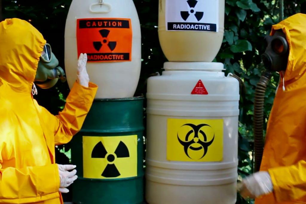 Радиоактивные медицинские отходы класса Д