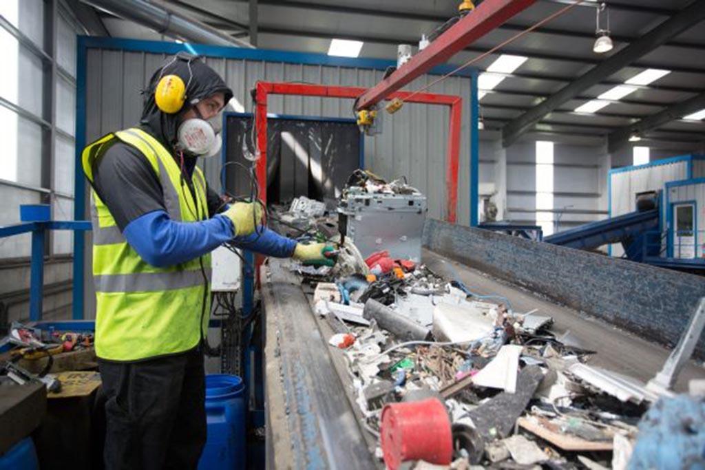 Роль процедуры утилизации в рациональном подходе к обращению с отходами