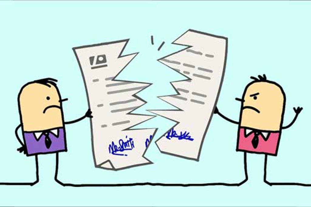 Срок действия договора и условия его расторжения
