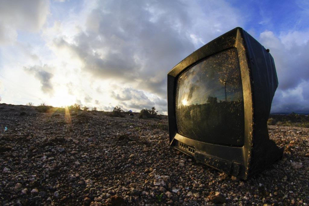Телевизоры нуждаются в утилизации