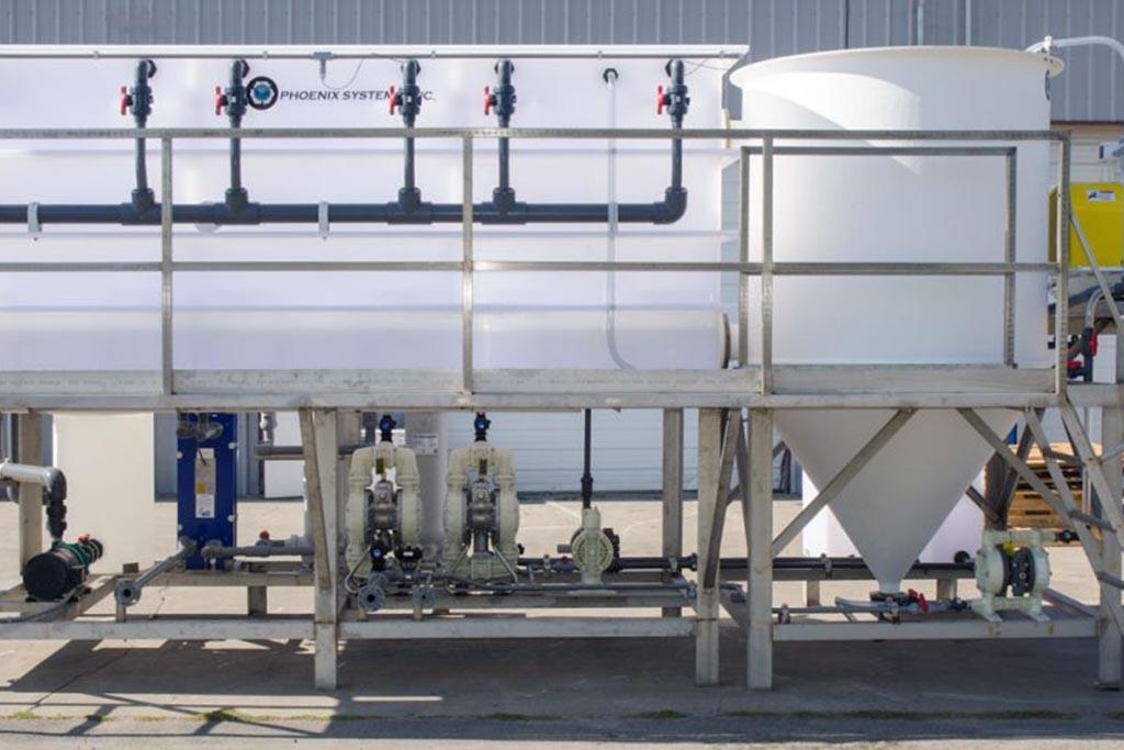 Утилизация отфильтрованной жидкости