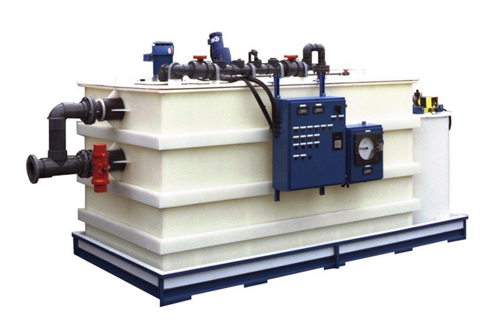 Вторичное производство или нейтрализация кислотных реактивов