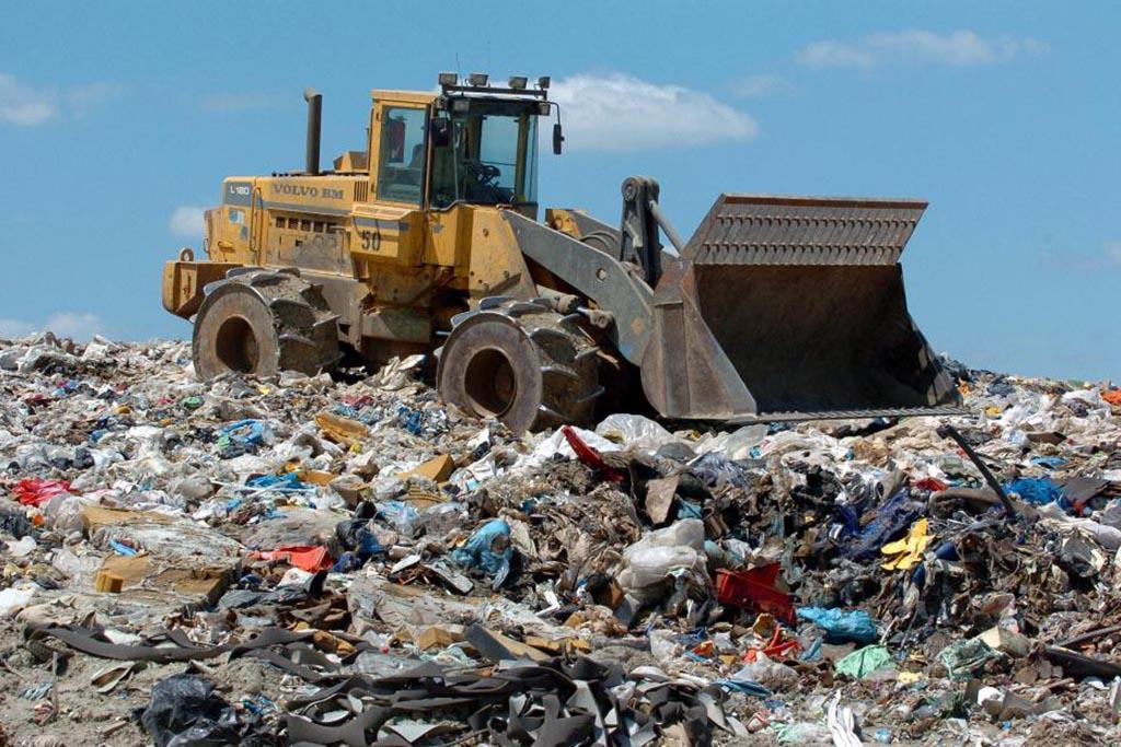 Захоронение некоторых видов отходов