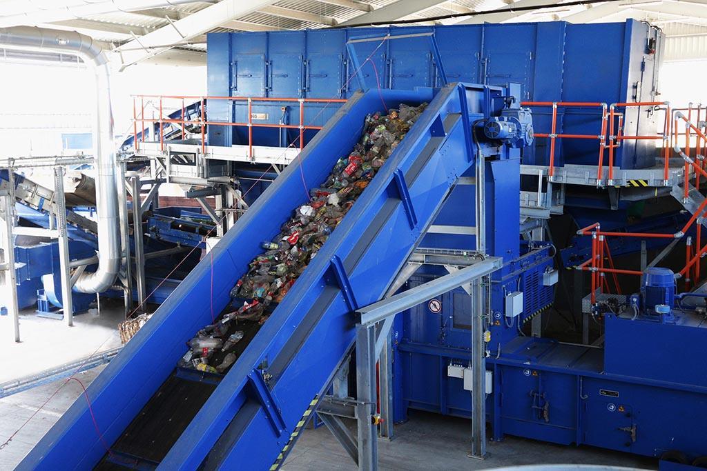 Дорогостоящее оборудование для утилизации