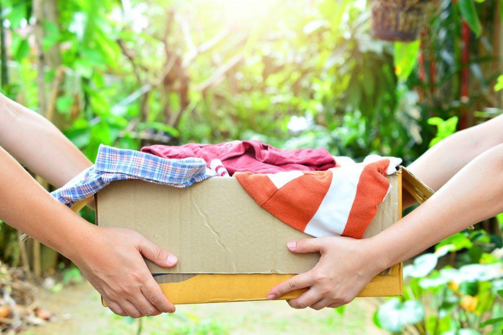 Потребительская утилизация текстильных отходов обычных людей