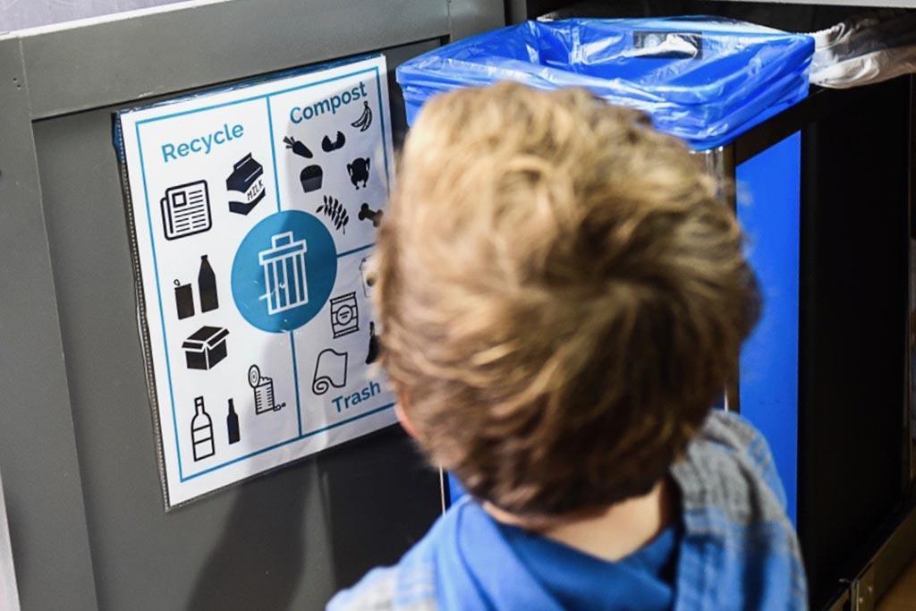 Формирование культуры обращения с мусором
