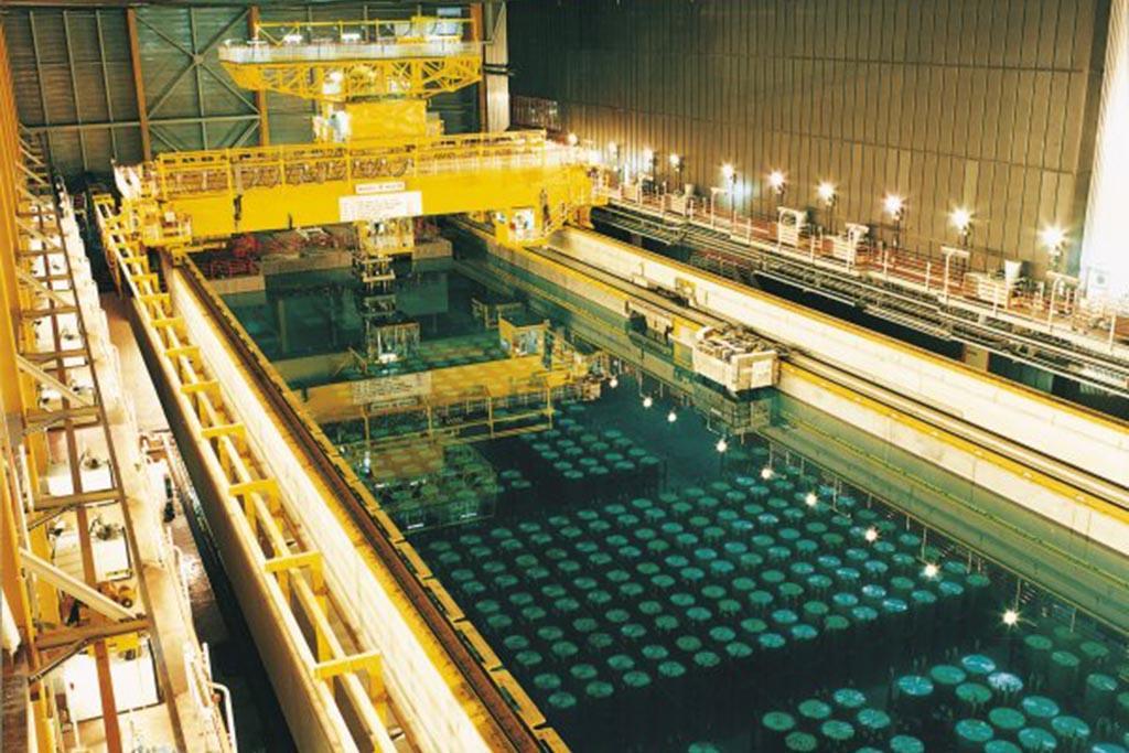 Где образуются радиоактивные отходы