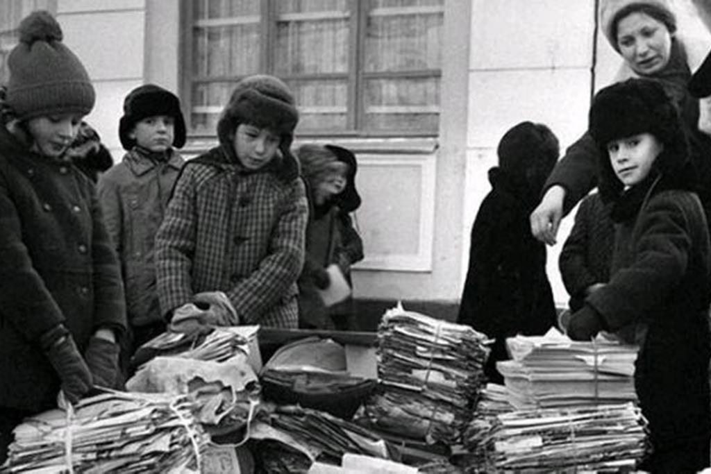 История идеи рециклинга отходов со времен СССР