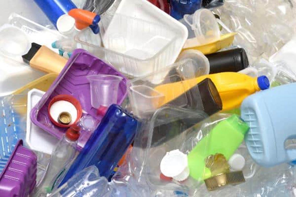 Какие полимеры идут на переработку