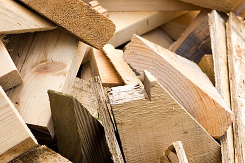 Категории отходов в деревообрабатывающей промышленности