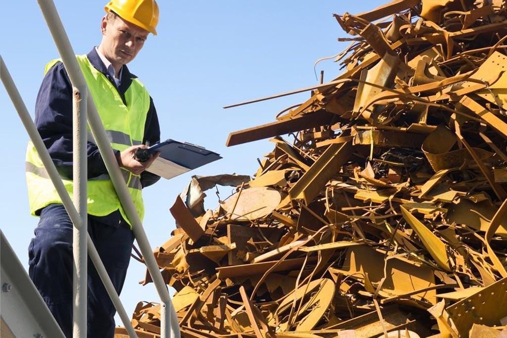 Категории производственных отходов