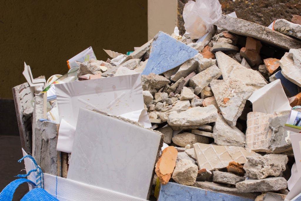Класс опасности компонентов строительного мусора