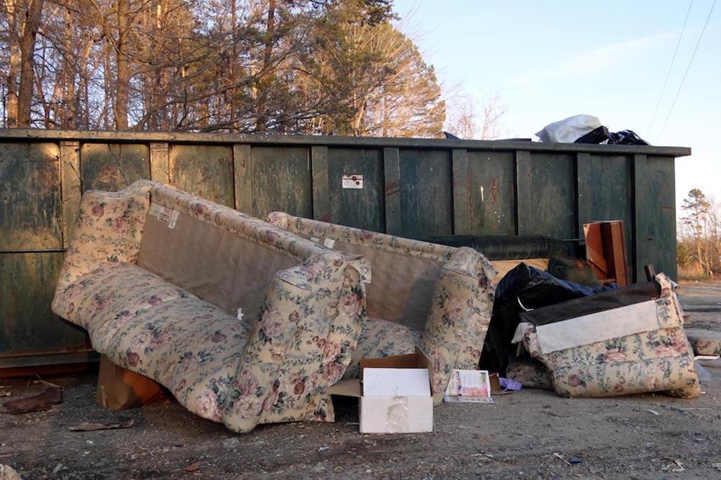 Крупногабаритные отходы (КГО)
