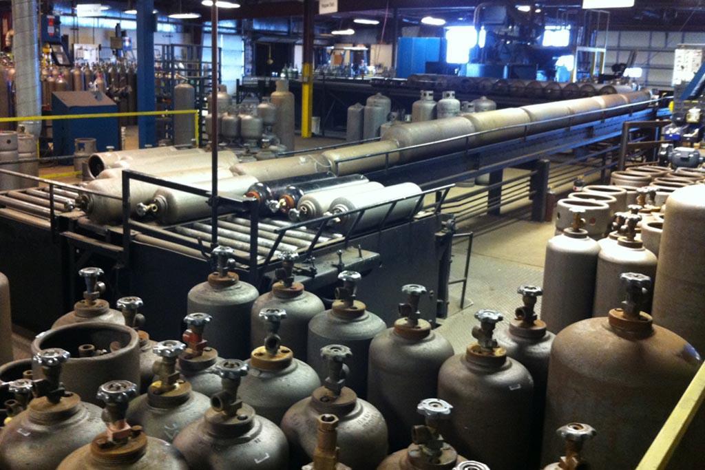 Нормы права об утилизации газовых баллонов