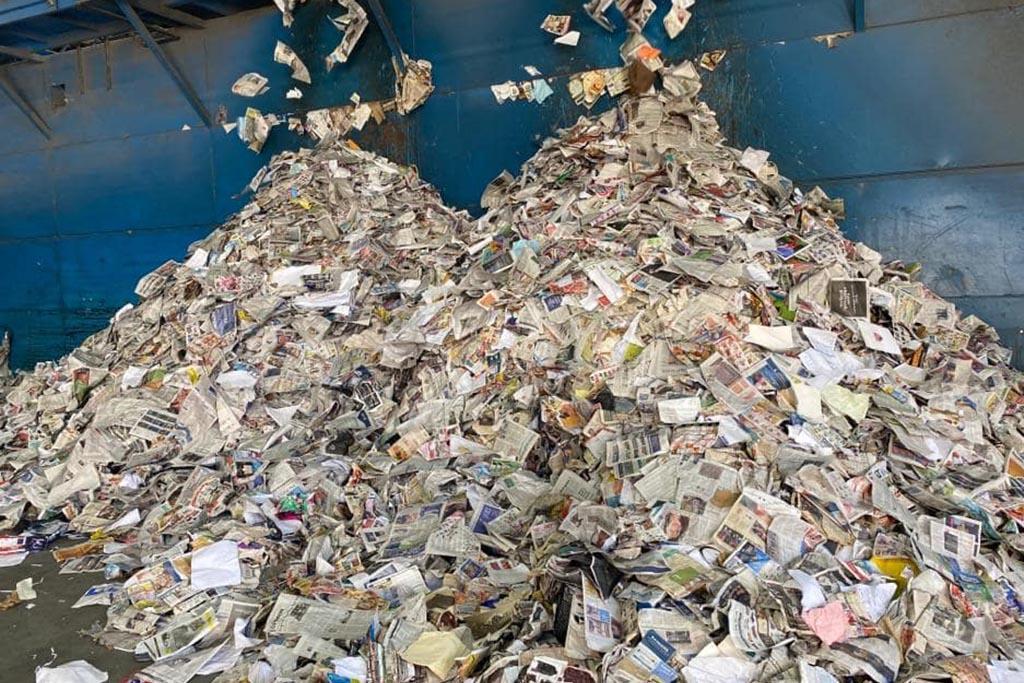 Материалы для вторичного использования чаще всего относятся к ТКО или строительному мусору