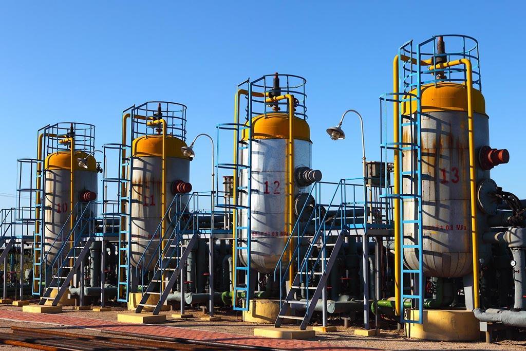 Методы переработки газа - основные процессы