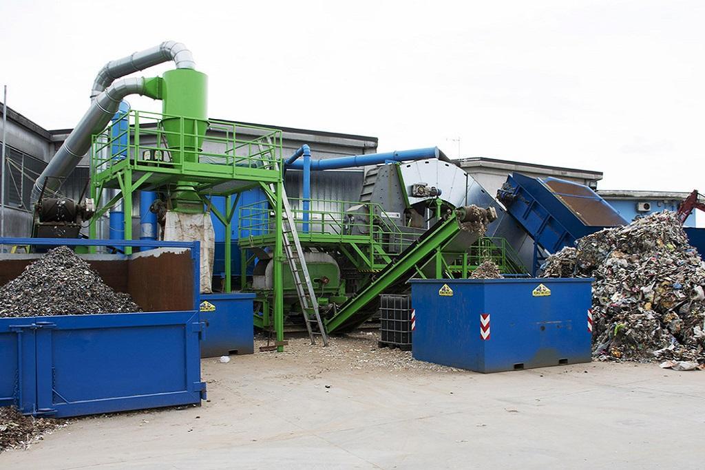 Оборудование для переработки металла