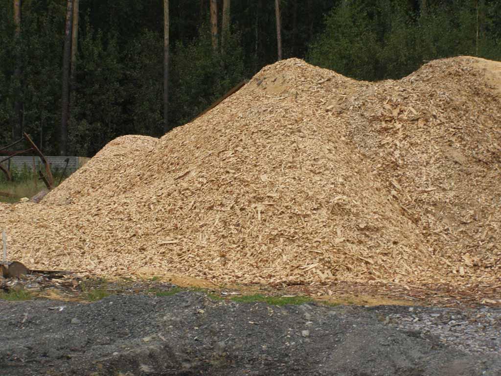 Отходы деревообрабатывающей промышленности