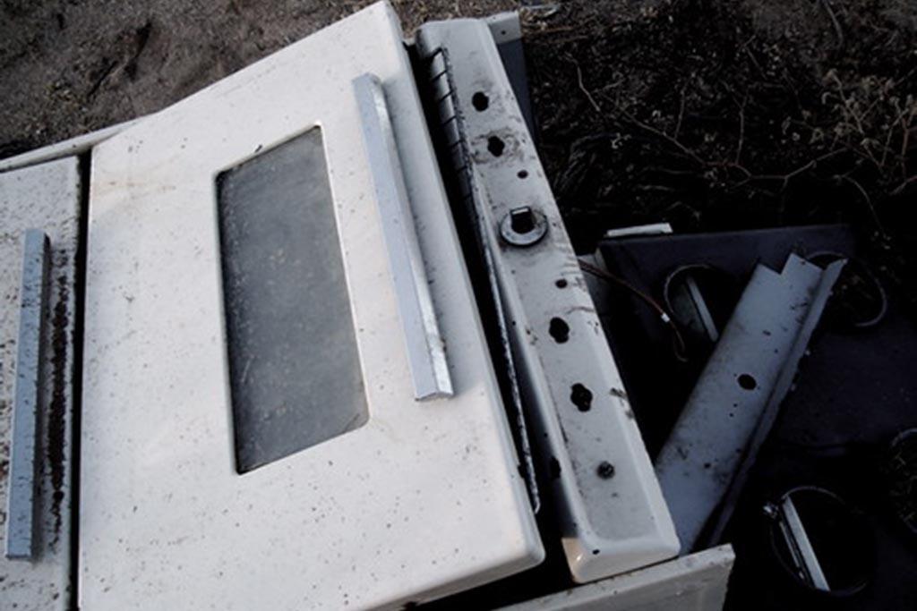 Опасность комплектующих газовой плиты при некорректной утилизации