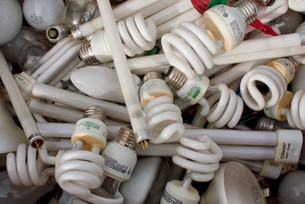 Опасные лампочки, требующие обезвреживания