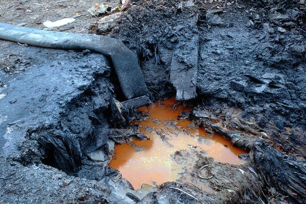 Определение, характеристики токсичных отходов