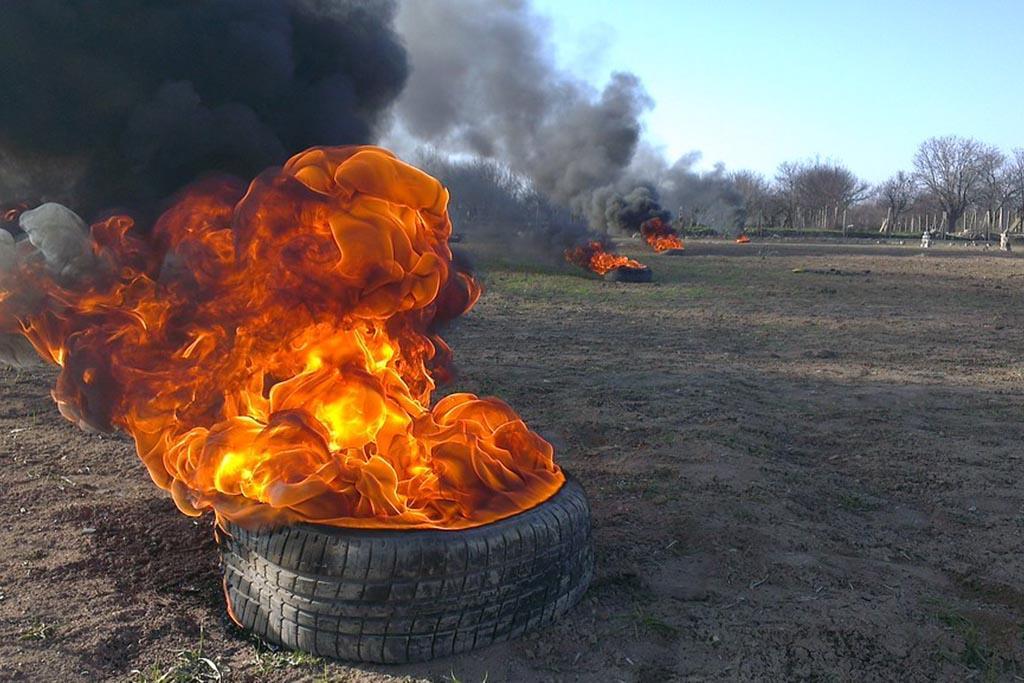 Отходы, которые нельзя сжигать