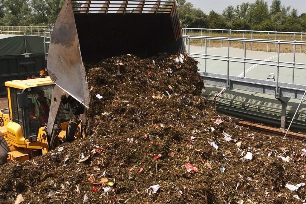 Отходы животноводства