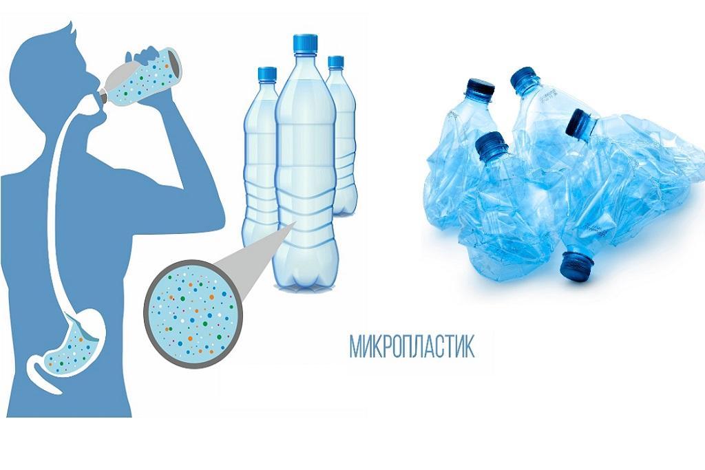 Что такое микропластик и схема отравления им