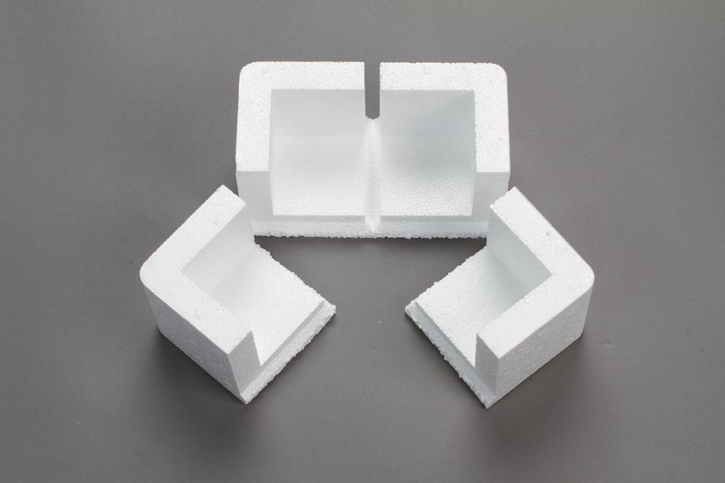 Пенопласт для упаковки продукции
