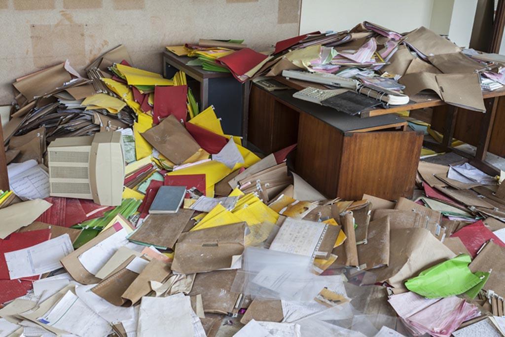 Перечень коммунальных отходов в ФККО